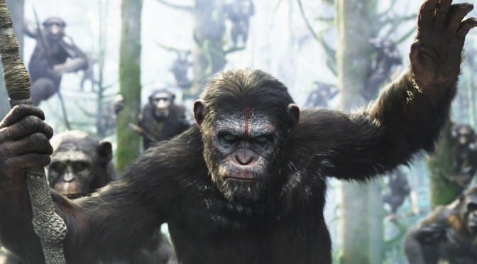 Dawn of the Planet of the Apes Review: Et Tu, Koba?