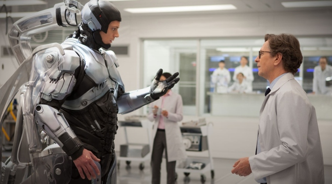 "RoboCop (2014) Review: ""Thank You For Your Cooperation"""