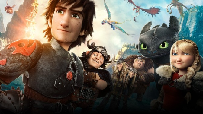 """How to Train Your Dragon 2 Review: """"This Is Amaaaaazinggg!!!"""""""