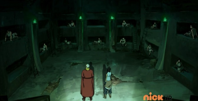 "The Legend of Korra Review: ""In Harm's Way"""