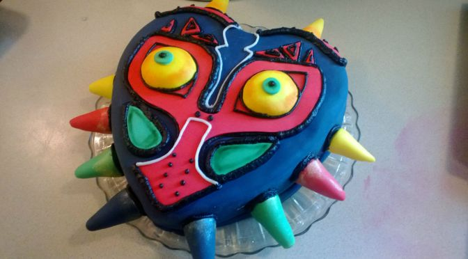 The Legend of Zelda: Majora's . . . Cake?