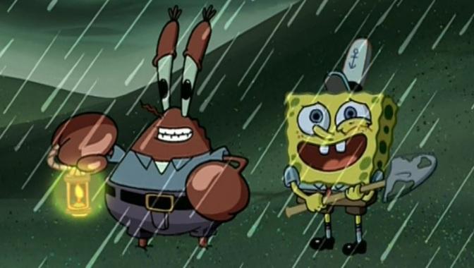 "Spongebob Squarepants: ""Nasty Patty"""