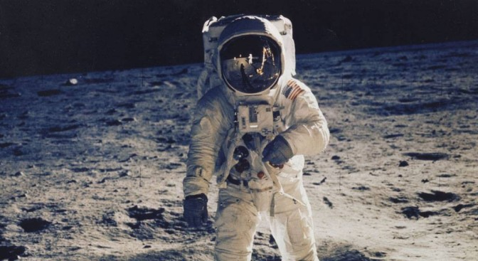Man On The Moon! Reliving the Apollo 11 Landing