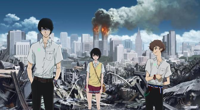 Zankyou no Terror Series Premiere