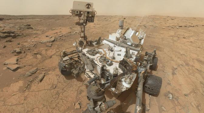 "Mars Rover ""Curiosity"": Two Years and Counting"
