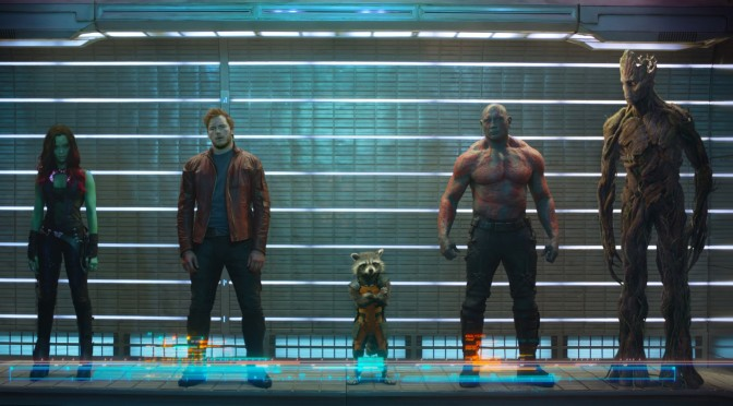 Guardians of the Galaxy Review: Hooked On A Feeling (Spoiler Free)