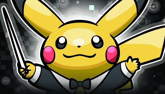 "Masuda Jun'ichi: ""Pokémon Symphonic Evolutions"""