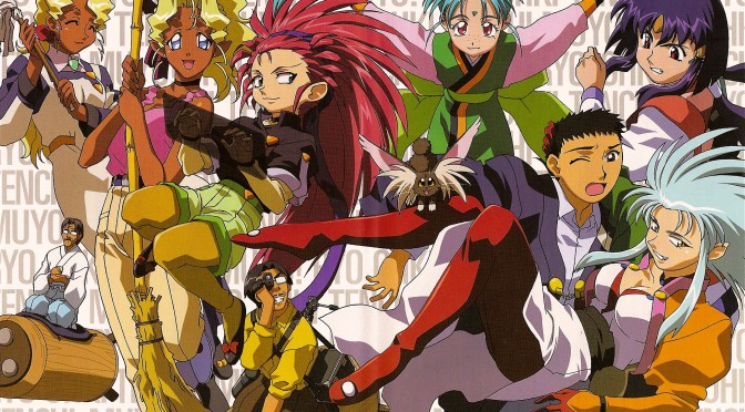 Tenchi Muyo! (1992-2010): Where Bunnies Become Spaceships