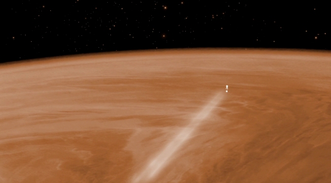 Venus Express: Taking on the Second Planet from the Sun!