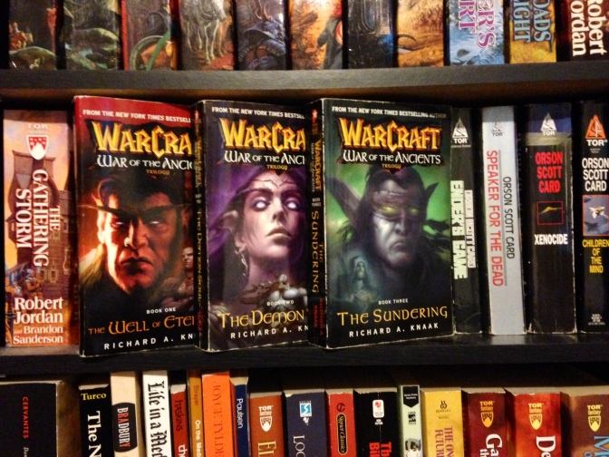 Warcraft III: Blizzard Lore, Days of Yore