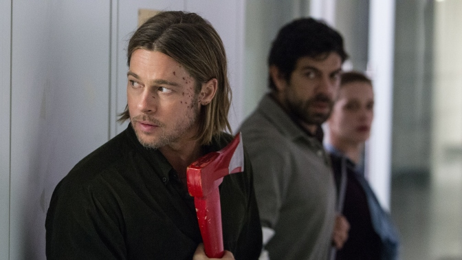 World War Z Review: Keep Moving and You'll Be Fine