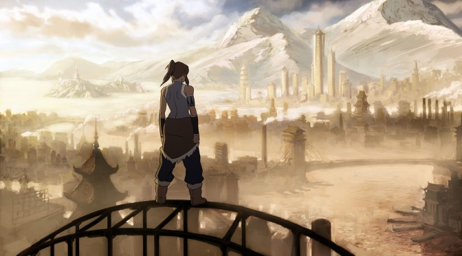 The Legend of Korra's Final Season Begins October 3rd (Of 2014!)
