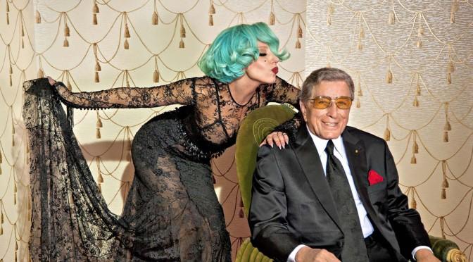 """Lady GaGa and Tony Bennett: """"Anything Goes"""" + George Ezra: """"Budapest"""""""