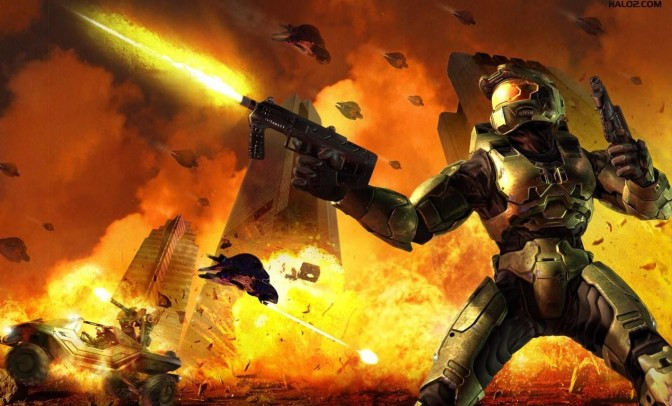 From Gregorian Chant to Electric Guitar: Behind the Scenes of Halo 2