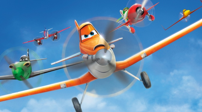 "Double Feature! Reviews for Disney/Pixar's ""Cars"" and ""Planes"""