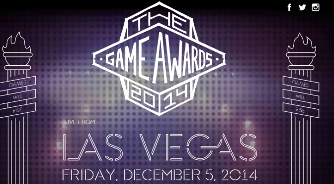 The Game Awards 2014: The Jelly and the Peanut Butter