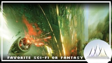 favorite sci-fifantasy