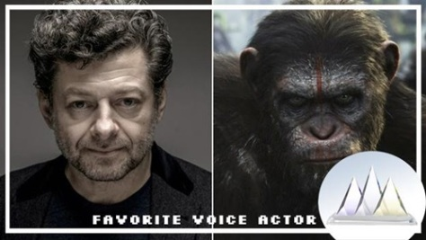 favorite voice actor