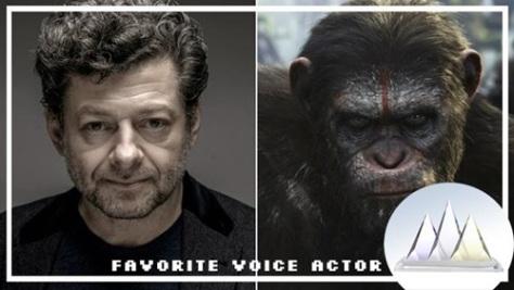 favorite voice actor