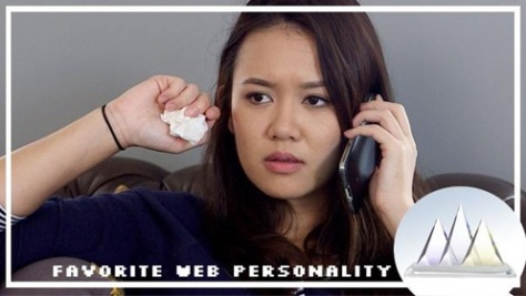 favoritewebpersonality