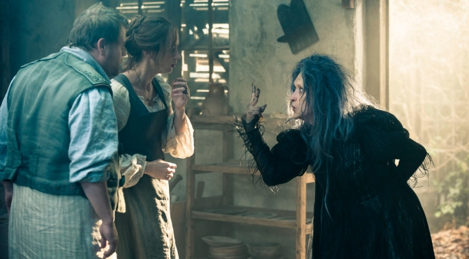 "Into the Woods (2014) Review: ""One Midnight Gone!"""