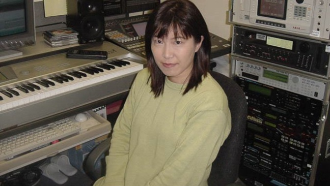 Music Wednesday(?): Introducing Shimomura Yoko!