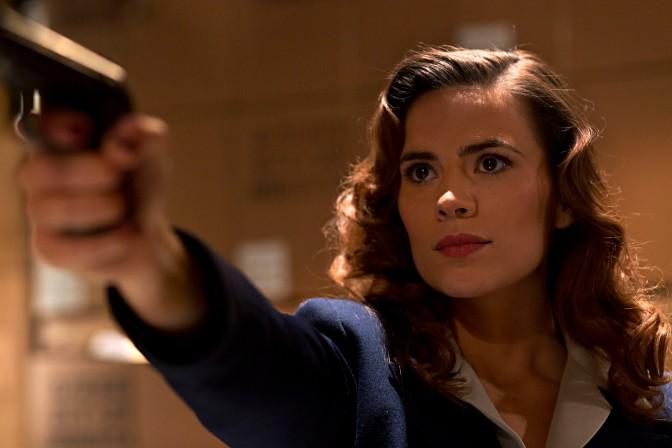 """""""Marvel's Agent Carter"""" Delivers An Elegant, Badass Good Time"""