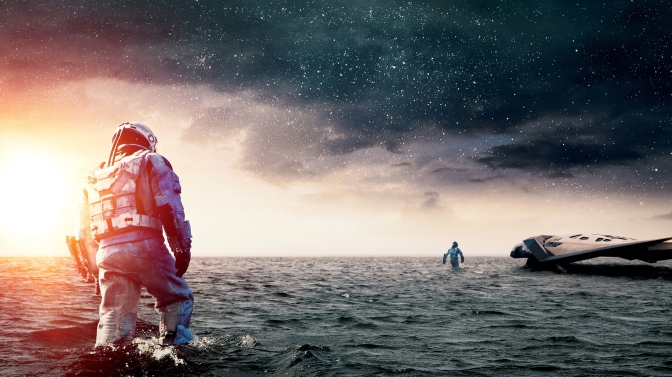 """Interstellar"" Joint Review: A Conversation"