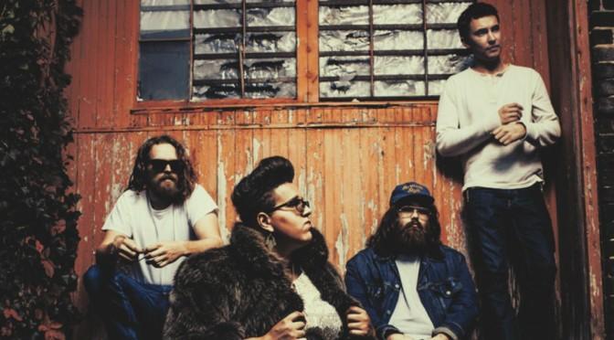 "Alabama Shakes New Single: ""Don't Wanna Fight"""