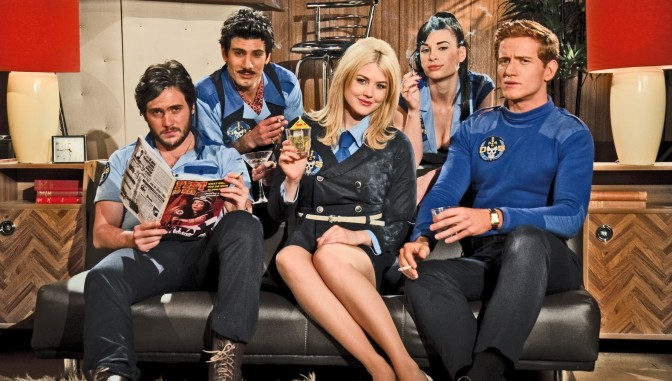 """Danger 5"" Review: Hitler Must Die!"