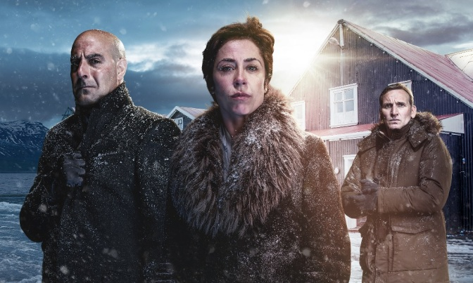 """Fortitude"" Review: Twin Peaks Meets Fargo Meets The Killing"