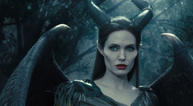 """Maleficent"" Review: Faeries and Spindles"
