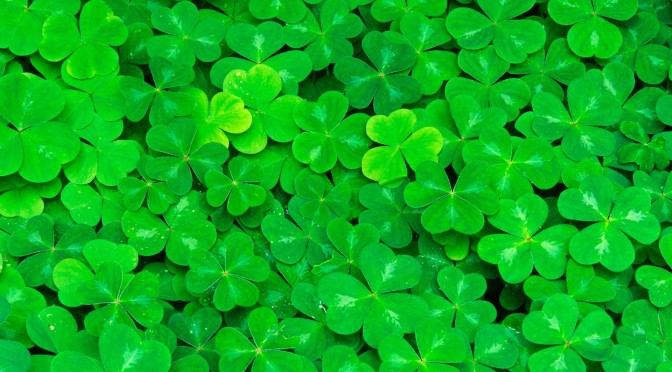 St. Patrick's Day and the Color Green