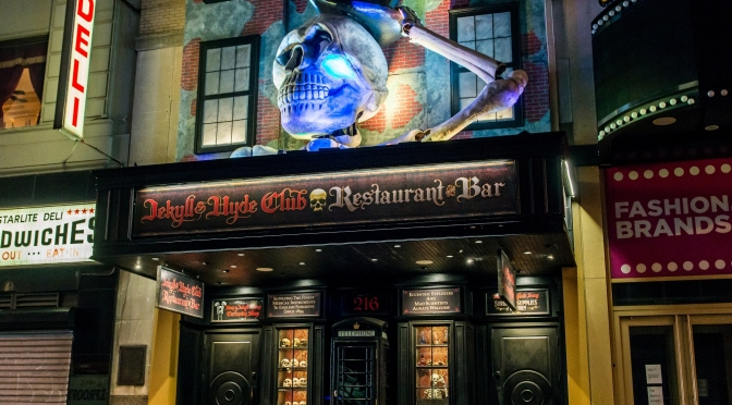 The Jekyll And Hyde Club