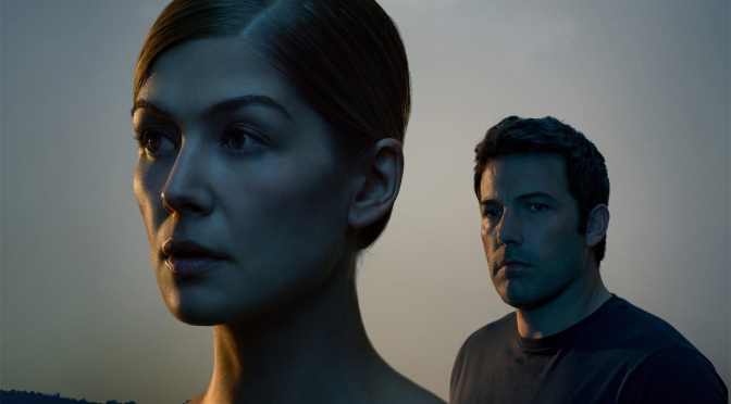 "Alphabet Cinema: ""G"" is for ""Gone Girl"" and ""Grey's Anatomy"""