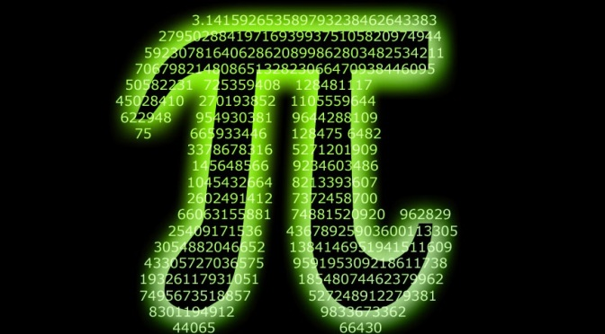Day of Pi: 3.141592653