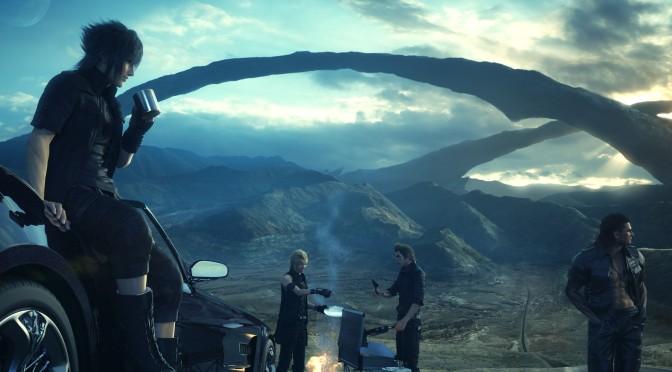 Final Fantasy XV Demo: The Sandwich Review