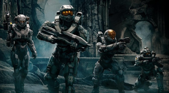 "Halo 5"" Theme Music Leaked, And It's Goddamn Beautiful 