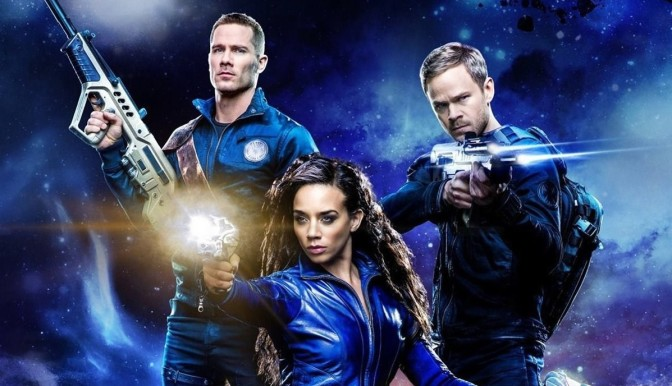 """Killjoys"": Filling the Void in Science Fiction Television"