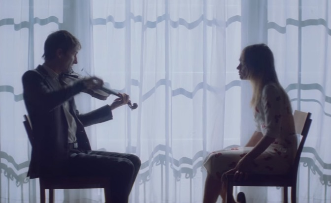 "Andrew Bird & Fiona Apple: ""Left Handed Kisses"""